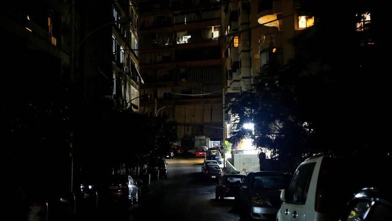 Cijeli Libanon ostao bez struje: Glavne elektrane su bez goriva