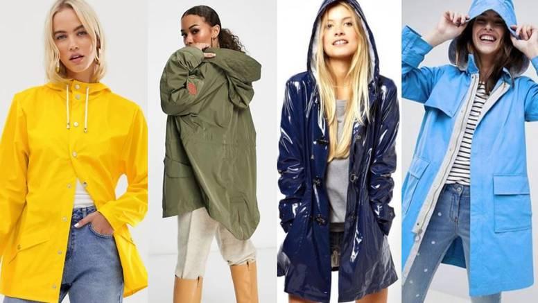 Kabanice u boji: 10 stylinga koji će razveseliti i najsivije ulice