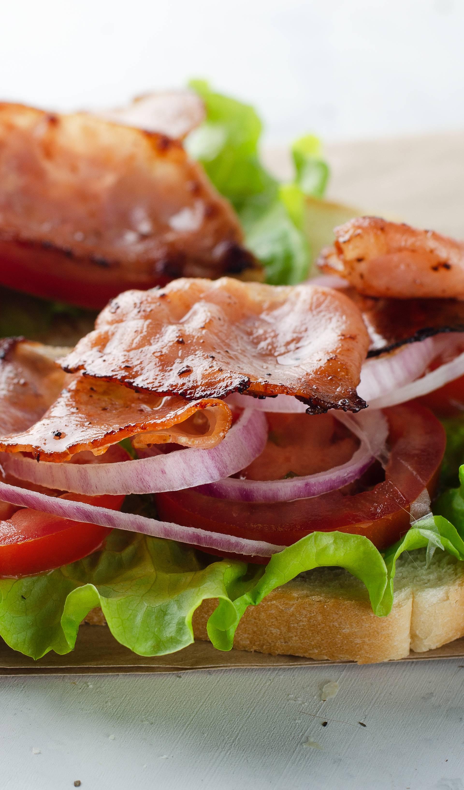 Savjeti majstora kuhinje: Kako napraviti super slanina sendvič