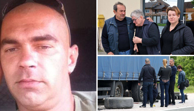 """Poginuo ispod kamiona: """"Naš Fifi je živio za svoja tri sina..."""""""