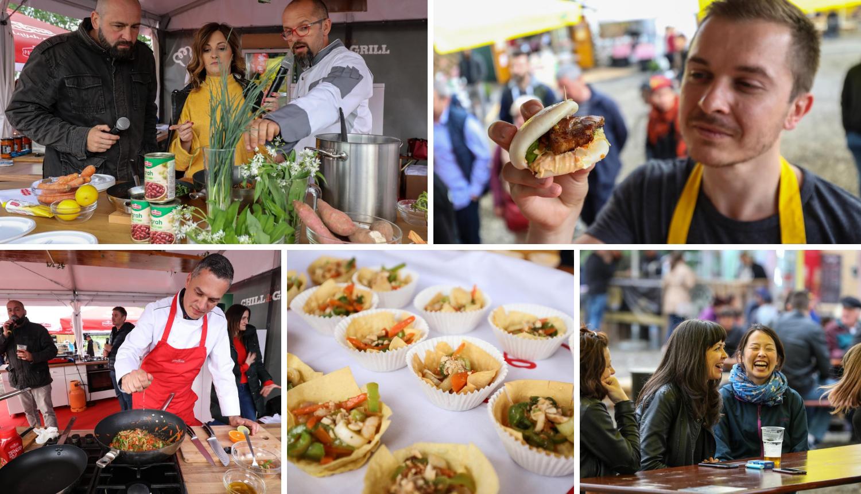 Super recepti s Bundeka: Fini azijski sendviči i 'party' wok