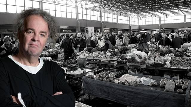 Jergović: Ljudi s utrinske tržnice moja su republika