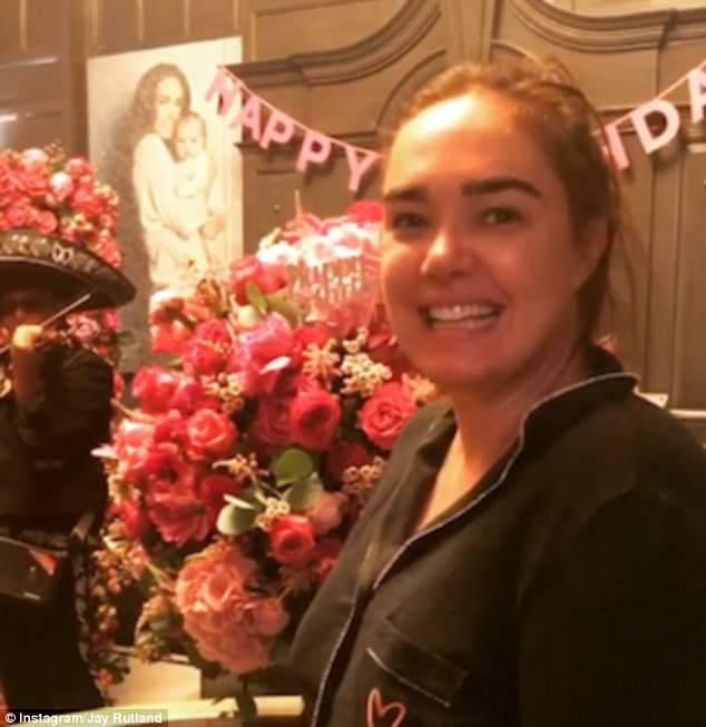 Mariachi za rođendan: Suprug je šokirao još snenu Tamaru