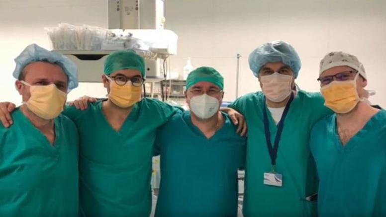 Prvi put u Hrvatskoj uspješno su transplantirana pluća: 'Mogu  sad napokon duboko udahnuti'