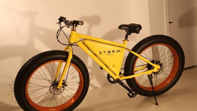 Nova velika stvar: Električni bicikl izbio milijune iz džepova