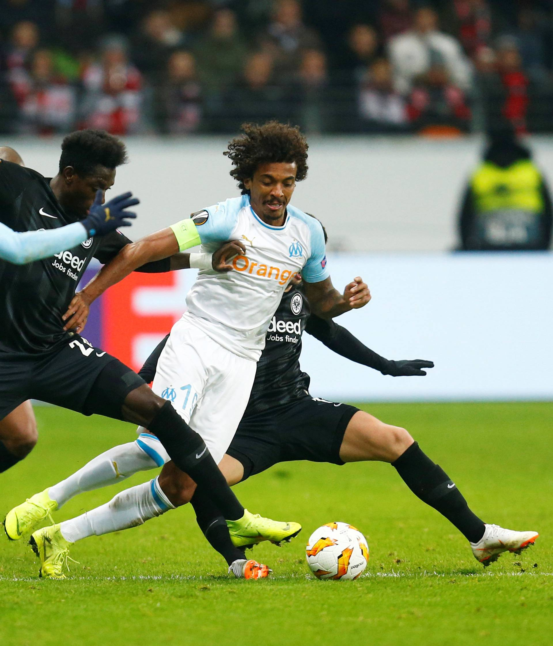 Europa League - Group Stage - Group H - Eintracht Frankfurt v Olympique de Marseille