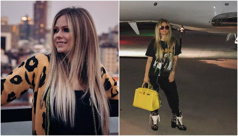 Bizarna teorija: 'Avril Lavigne je godinama mrtva, ima dvojnicu'