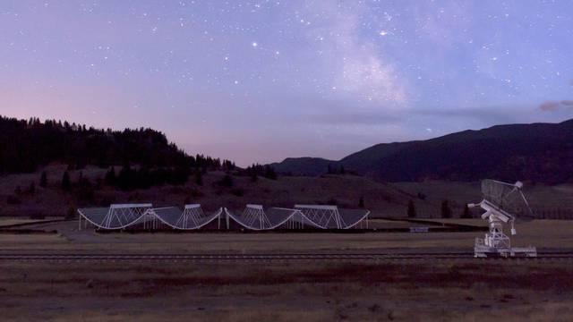 Novi teleskop ulovio signale iz svemira. Nitko ne zna odakle