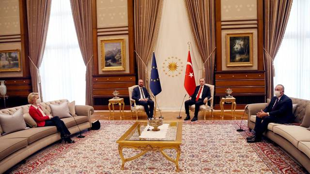TURKEY-ANKARA-PRESIDENT-EU-MEETING