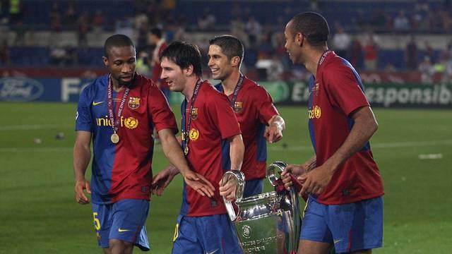 Soccer - UEFA Champions League - Final - Barcelona v Manchester United - Stadio Olimpico