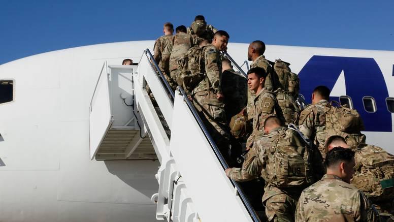 Pismo o povlačenju američke vojske iz Iraka: 'To je pogreška'