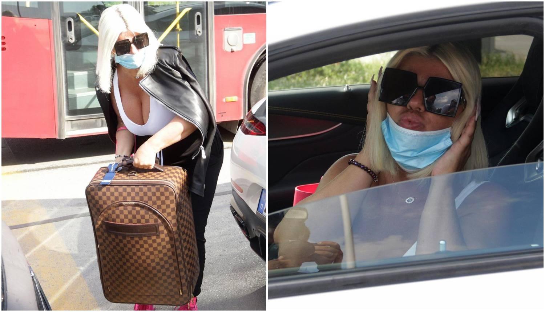 Dara se vratila s mora: Stvari je teglila u koferu od 33.000 kuna
