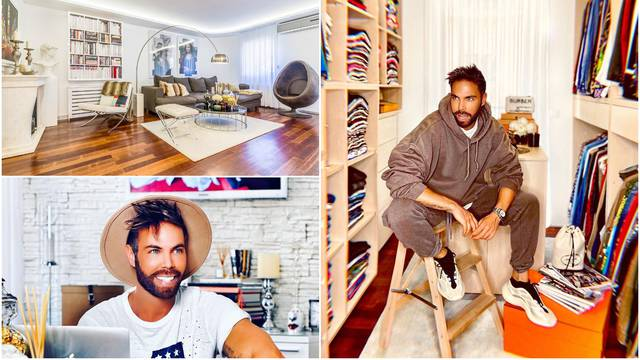 Grubnić prodaje luksuzni stan za 2,3 mil. kuna: 'Preselio sam se'