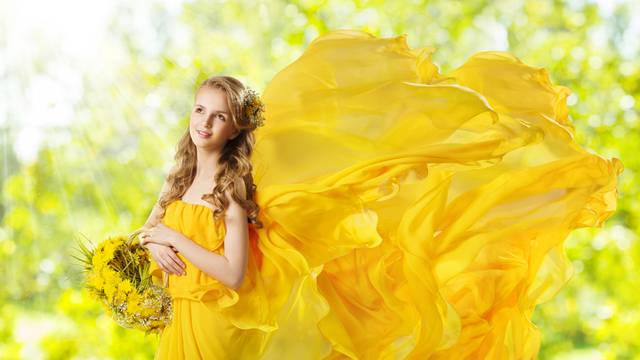 Ako vam je najdraža boja žuta, vjerojatno ste zabavni i pažljivi