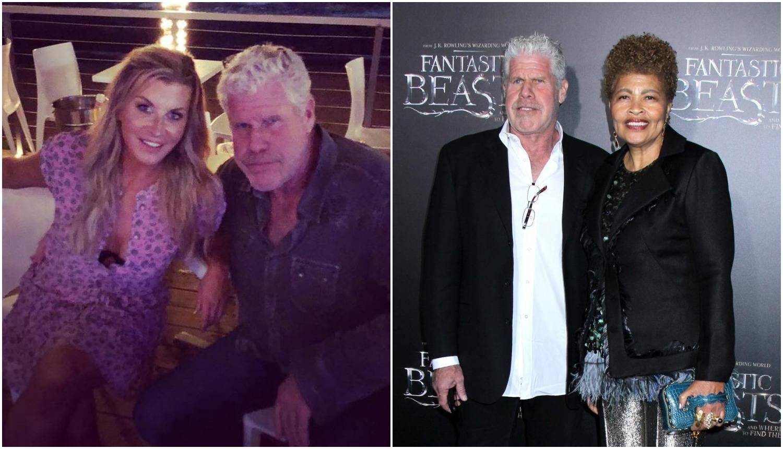 'Hellboy' varao ženu s mlađom, a sad predao papire za razvod