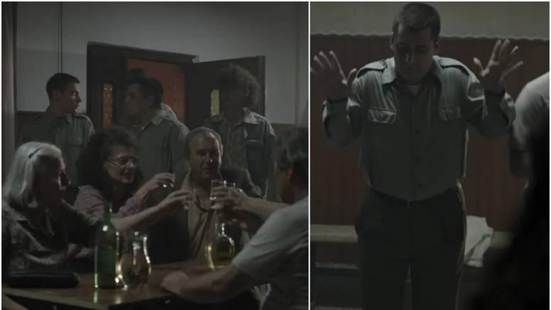 """Što se to događa u novoj sezoni serije """"Crno-bijeli svijet""""?: Procurio spot cajke Lepe Sane"""