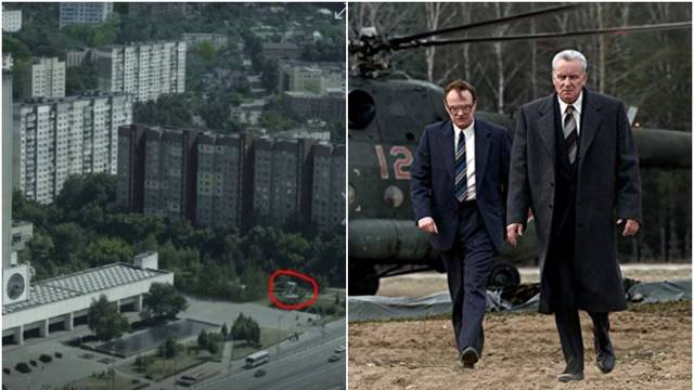 Gledatelji su uočili gaf u seriji Černobil: Užas, omaklo im se