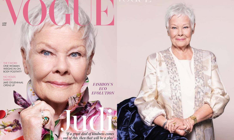 Beauty proizvodi za look Judi Dench koštali su manje od 150 kn