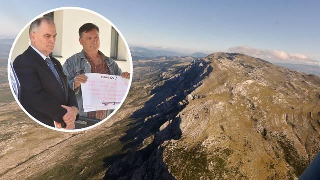 Dinara postaje 12. Park prirode u Hrvatskoj: 'Davno je trebala'