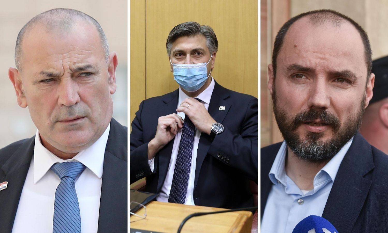 'U Knin dolazi Milošević, u Grubore ide Tomo Medved'