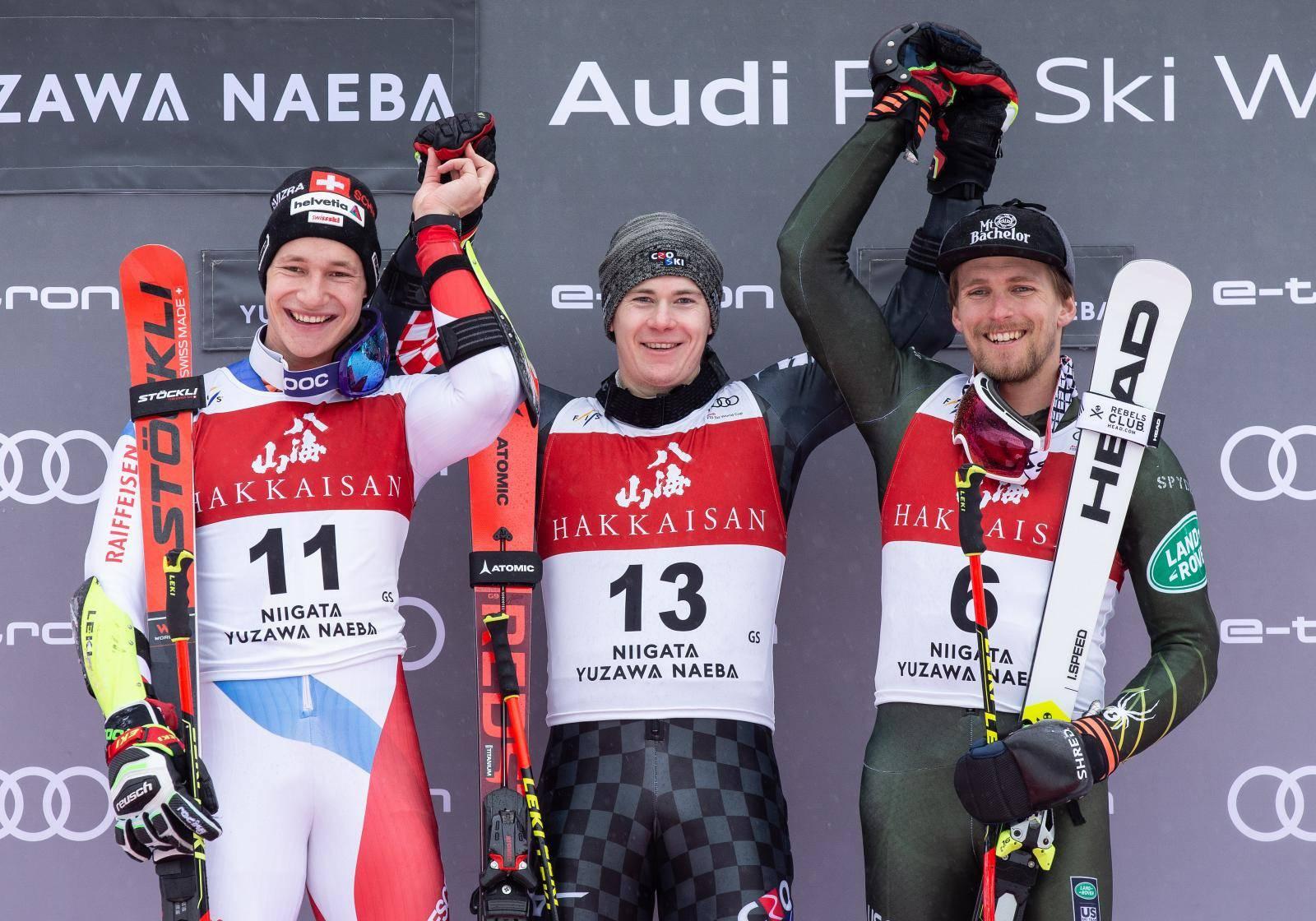 ALPINE SKIING - FIS WC Yuzawa Naeba