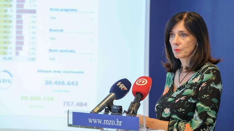 Ministrica: Djecu domoljublju treba učiti prije svega djelima