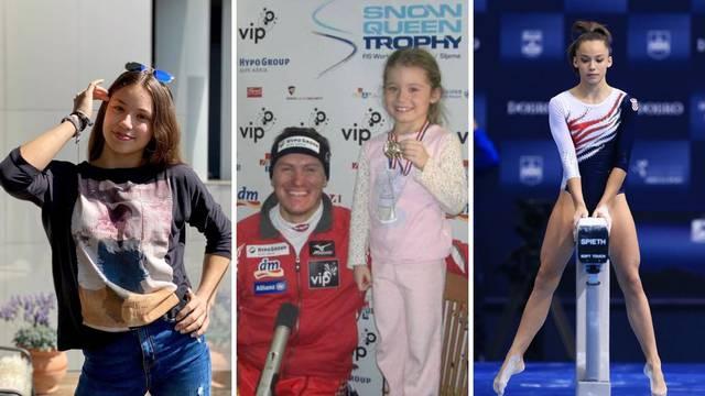 Zlatna Christina: Čestitao mi je i Ivica Kostelić, a njegovu fotku još čuvam u svojoj sobi...