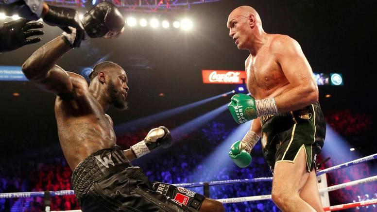Kakav preokret: Furyju je sud naredio da se bori s Wilderom