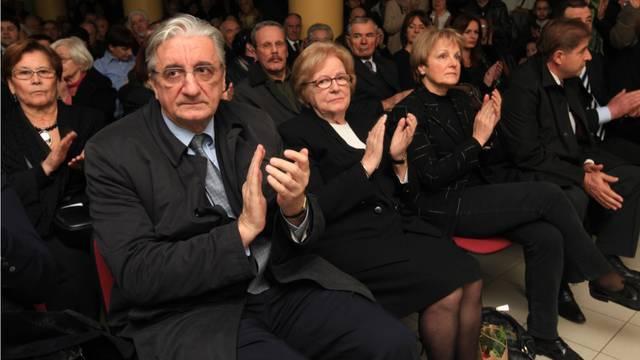 Miroslav Tuđman bio je očeva desna ruka, ime dobio po Krleži