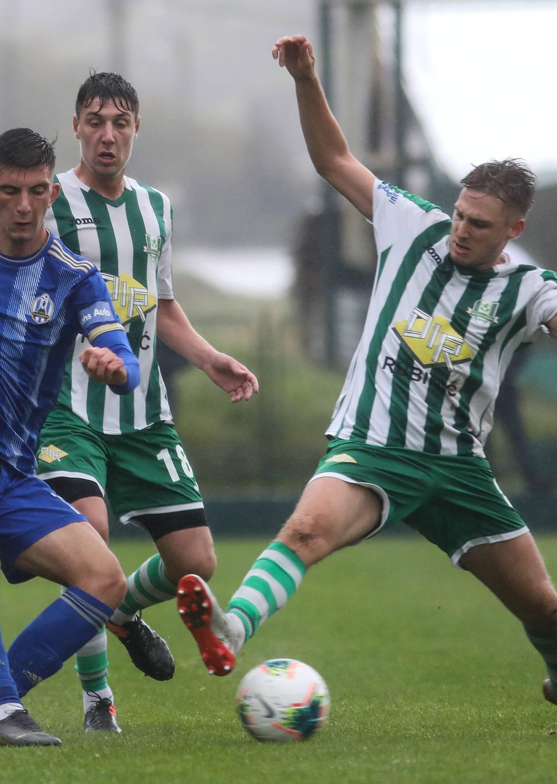 Vinogradar i Lokomotiva sastali se u osmini finala Hrvatskog nogometnog kupa