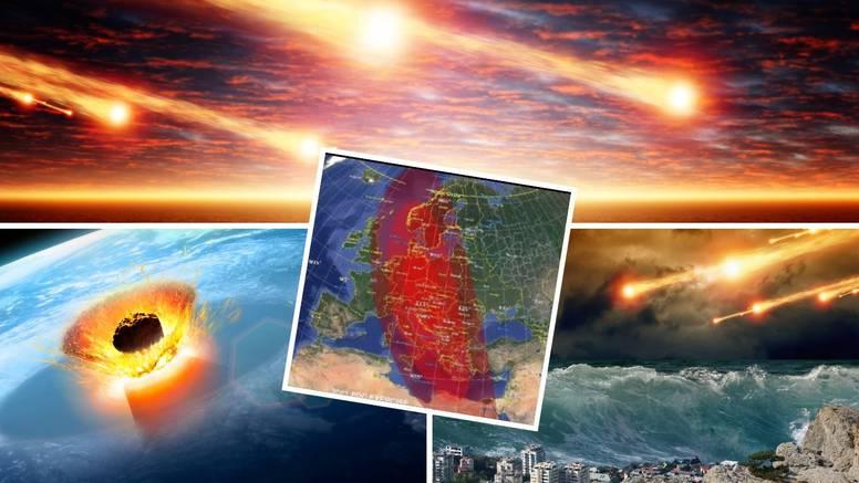 VIDEO: NASA je simulirala udar asteroida, u simulaciji je bila i Hrvatska, nema dobrih vijesti