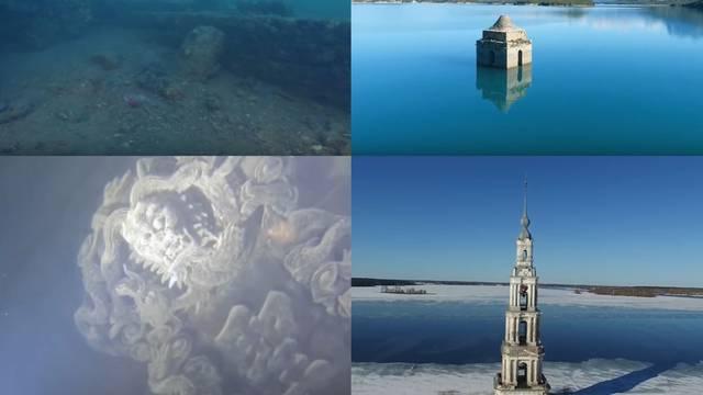 Čudesni prizori: Ovo su gradovi pod vodom koje morate vidjeti