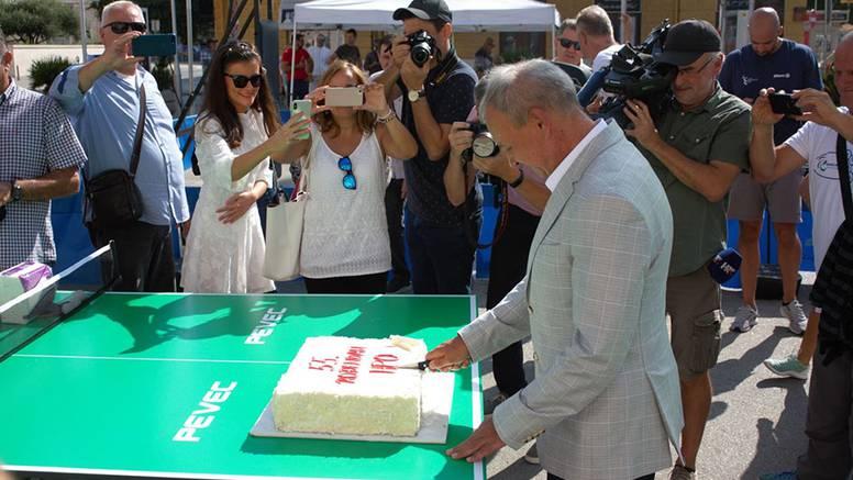 Hrvatsko paraolimpijski odbor proslavio rodjendan uz Peveca