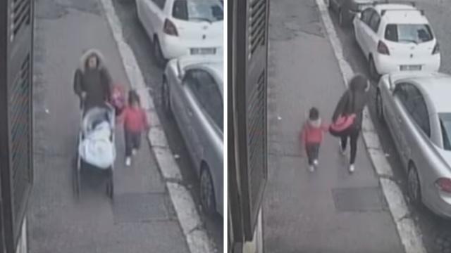 Hrvatica kod kolodvora u Rimu ostavila bebu, policija je uhitila