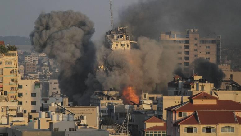 Hamas opet raketirao Izrael,  poginulo najmanje 67 ljudi: Joe Biden predviđa kraj sukoba