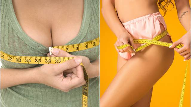Mjerenje proporcija