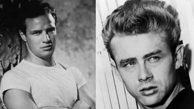 Tajna seksualna veza zvijezda: Brando po Deanu gasio opuške