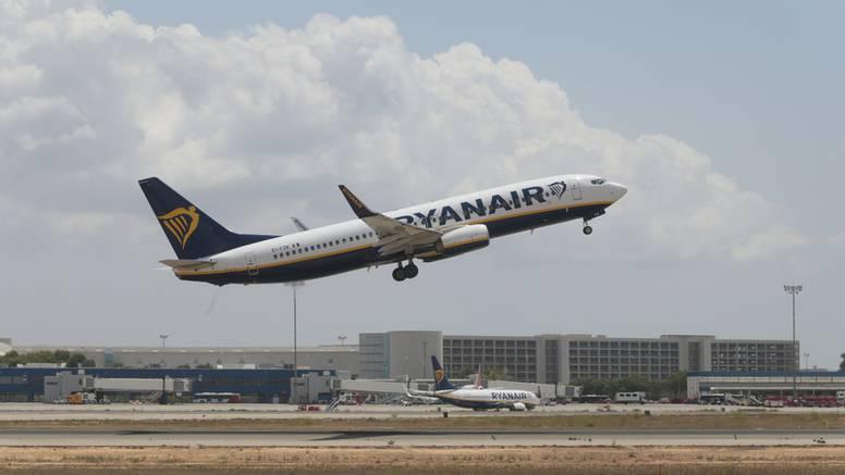 Ryanair uvodi još devet novih linija iz zagrebačke zračne luke