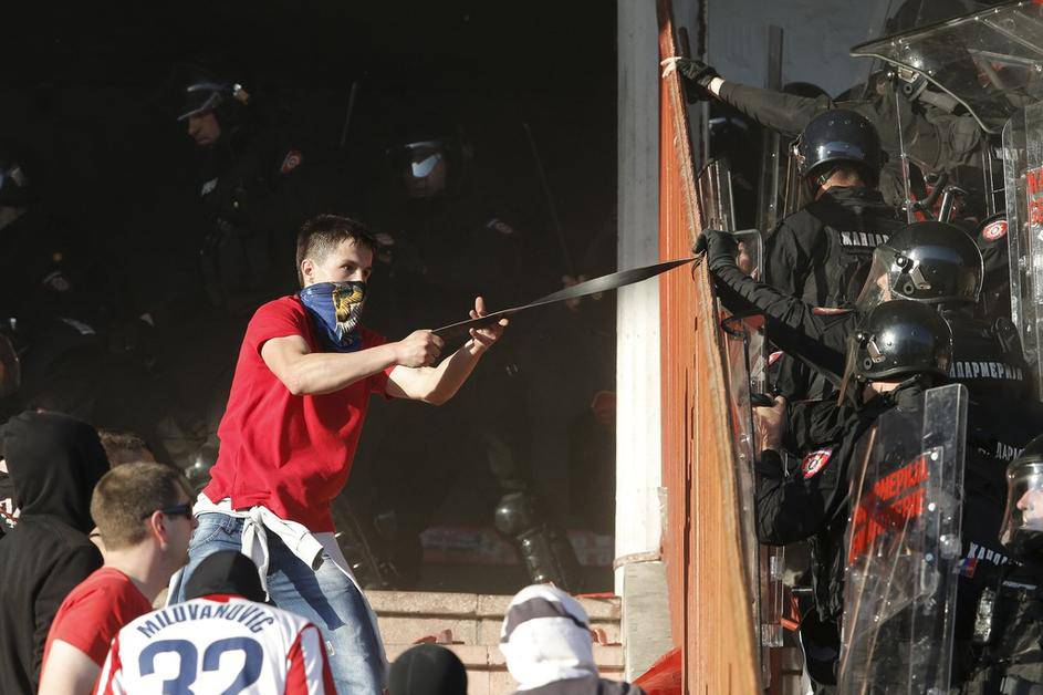 Na Marakani se sprema kaos: Stigli su opaki ruski huligani