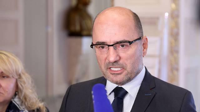 Zagreb: Milijan Brkić komentirao optužbe protiv njega