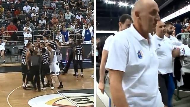Crnogorcima se nije dalo igrati: Hoćete se tući? E, mi nećemo!