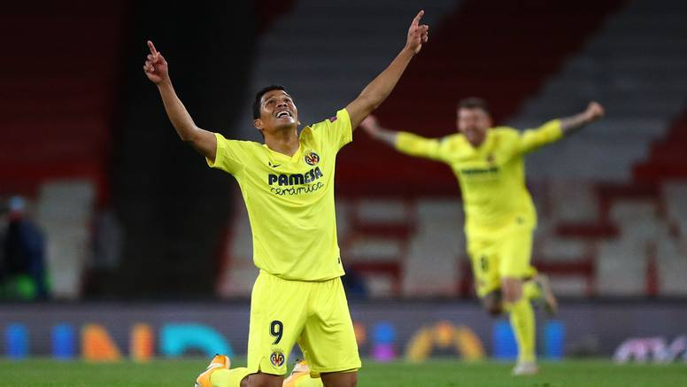 Villarreal izbacio Arsenal i spriječio totalnu dominaciju Engleza: Za naslov s Unitedom!