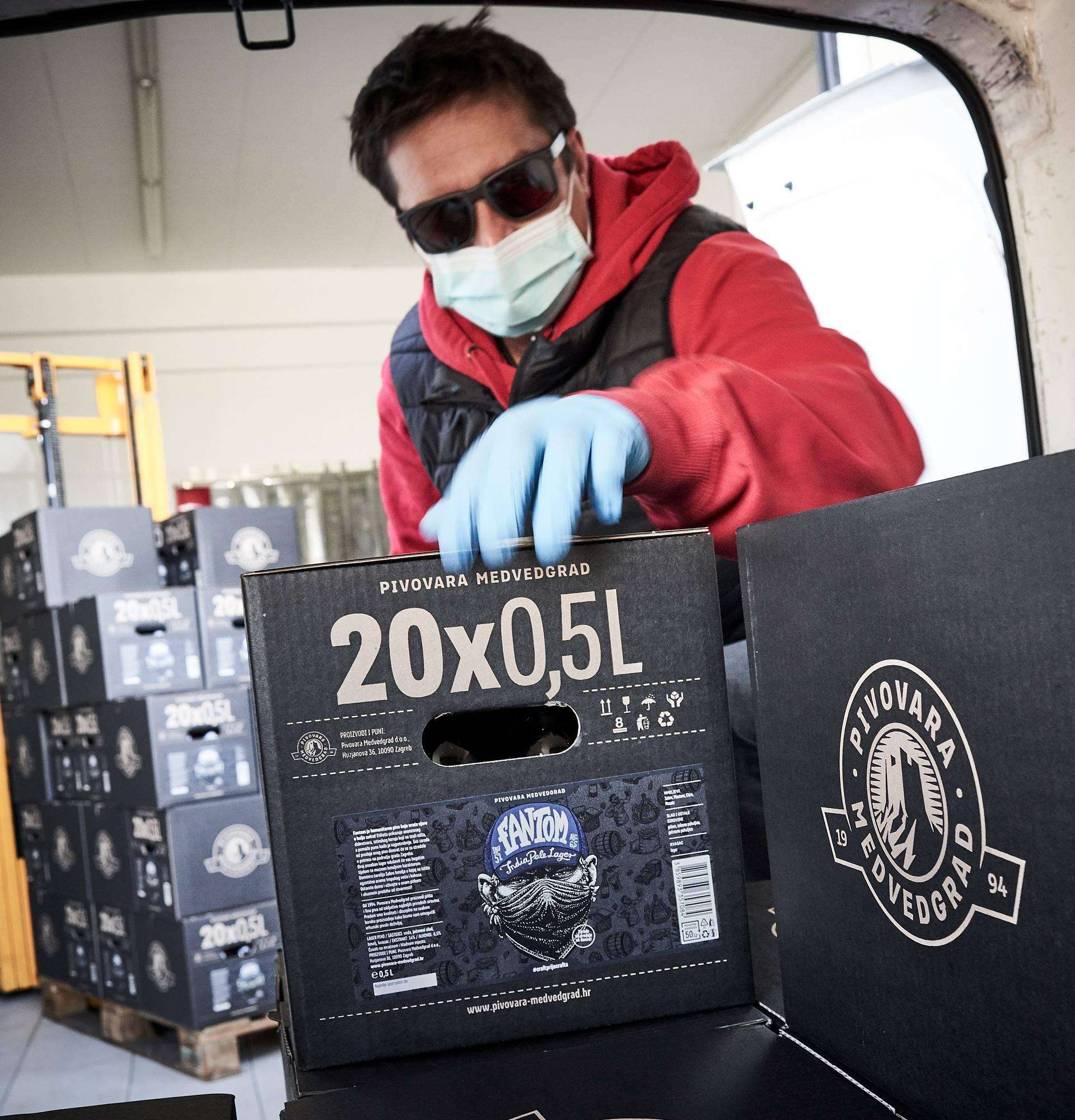 Humanitarno pivo iz Medvedgrada za bolje sutra