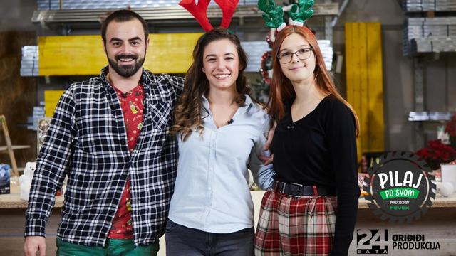 Veliko finale 'DIY' talent showa: Čije je božićno drvce najbolje?