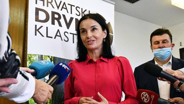 Slavonski Brod: Ministrica Vučković na 11. Kongresu pilanara jugoistočne Europe