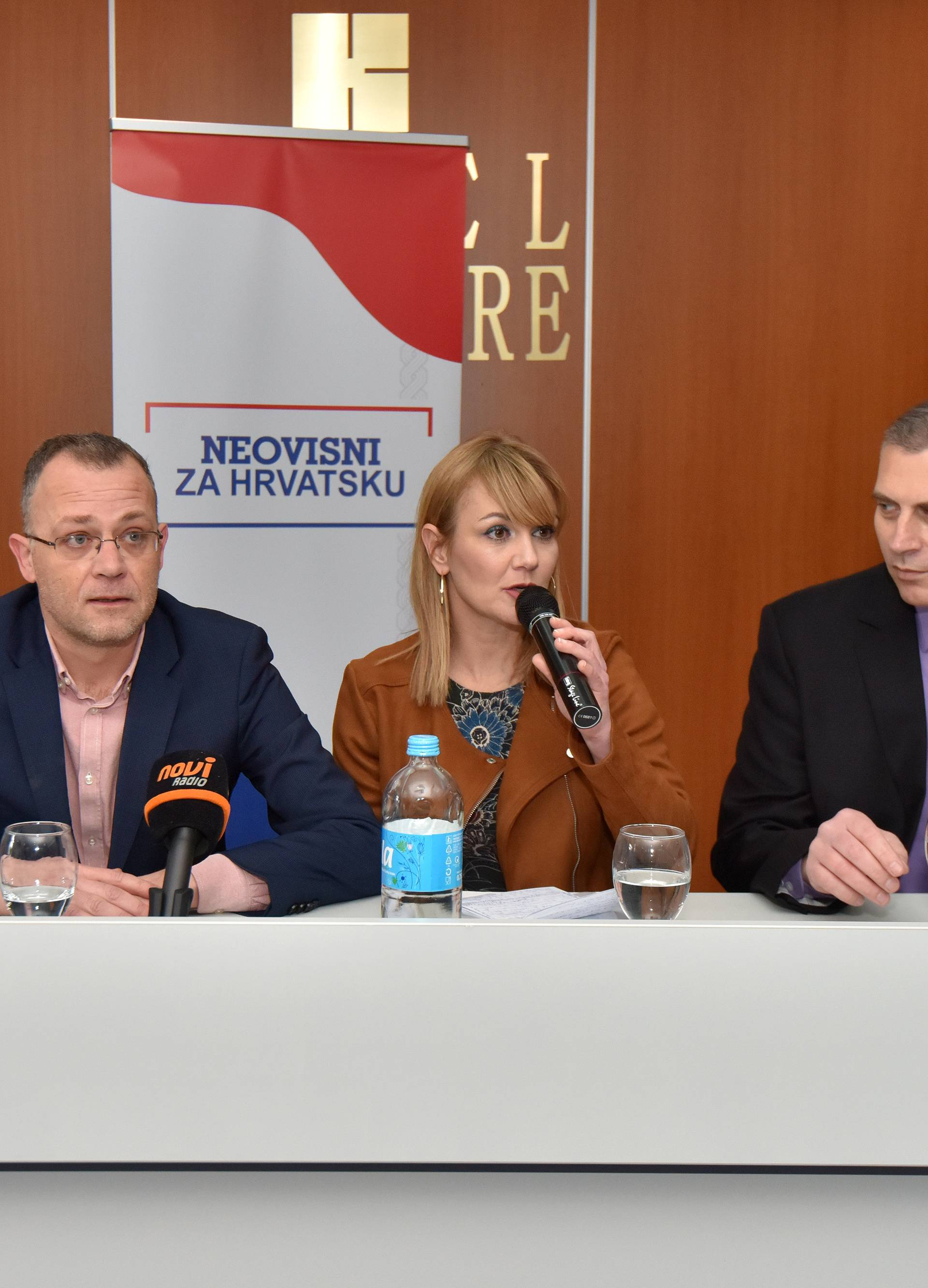 'Neovisni za Hrvatsku izdali ideale koji su im kao svetinja'