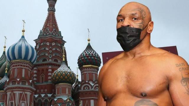 Tyson kao Rocky: Iduća borba na moskovskom Crvenom trgu!?