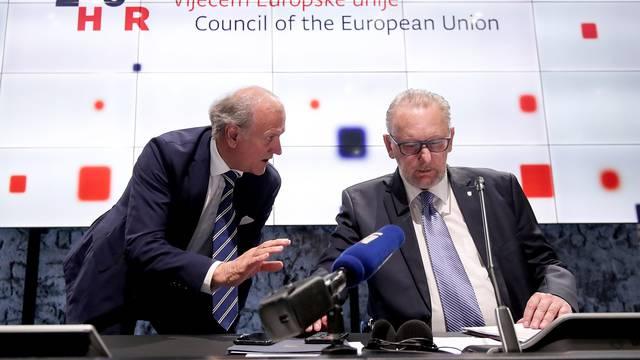 Zagreb: Božinović i Bošnjaković na videokonferencija pod nazivom EU-US Justice and Home Affairs