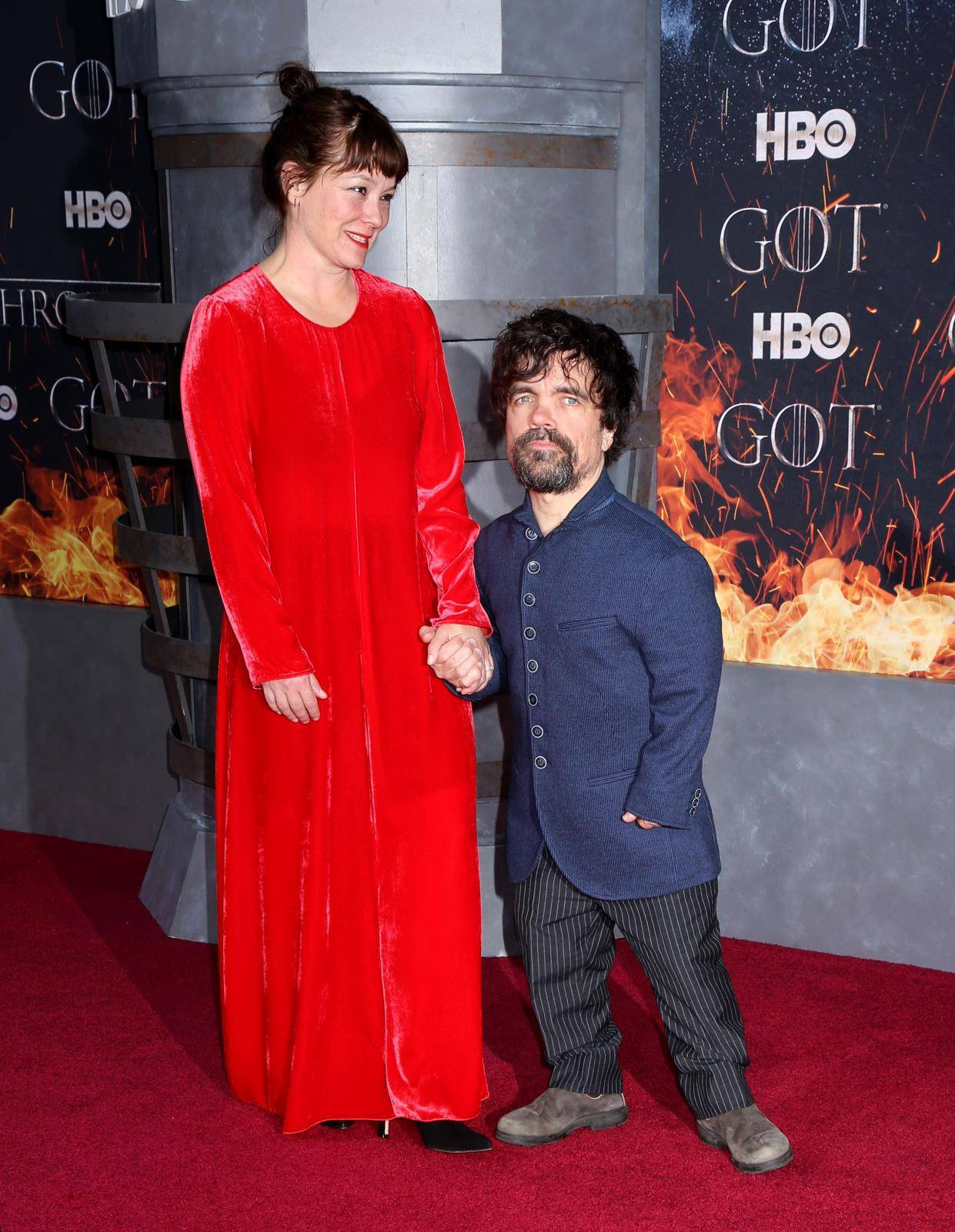 Game of Thrones Final Season World Premiere - New York