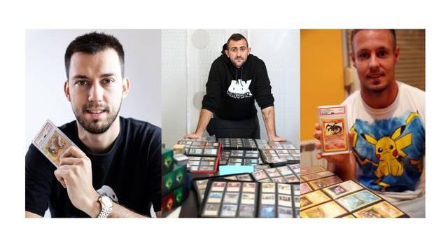 Strast i karte: Njihove kolekcije Pokemon i Magic The Gathering karata vrijede više milijuna kn